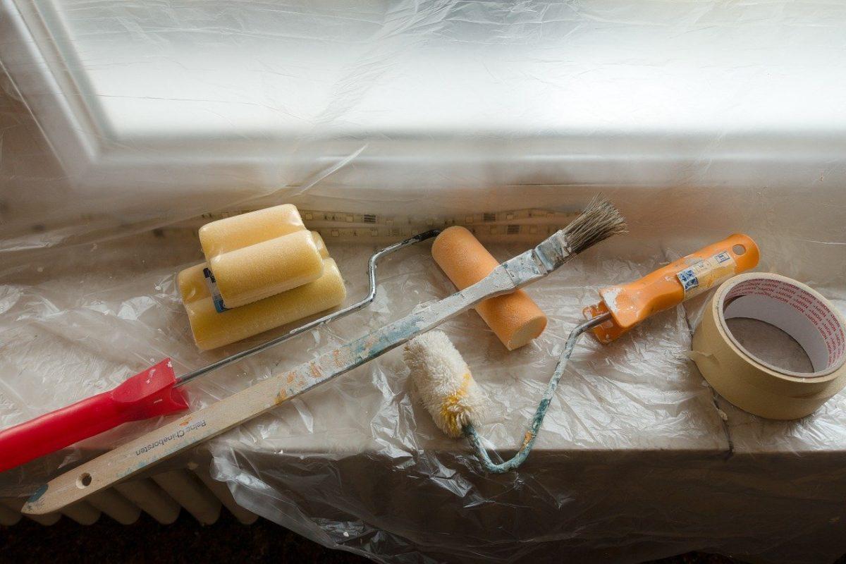 Planując remont lokum wskazane jest uprzednio przygotować się do niego.